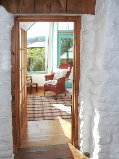 Sun room interior 1