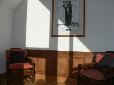 Sun room interior 2